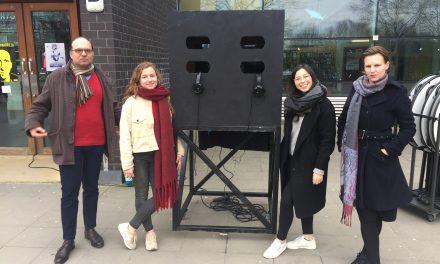 Studenten VUB ontwerpen black box