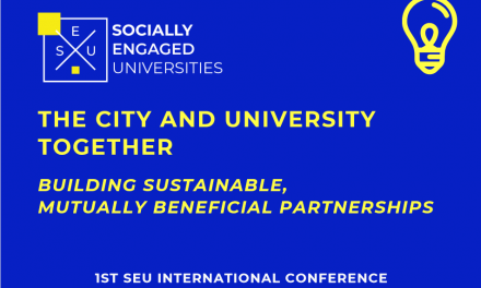 Socially Engaged Universities: 1e Conferentie in Gent