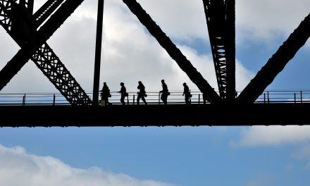 Brecht bouwt Brusselse bruggen